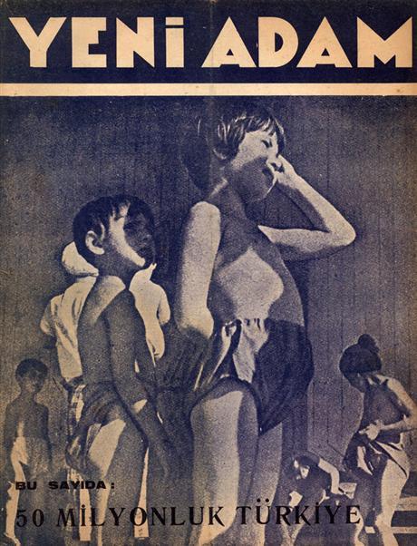 """Yeni Adam"", 19.09.1935, Sayi: 090."