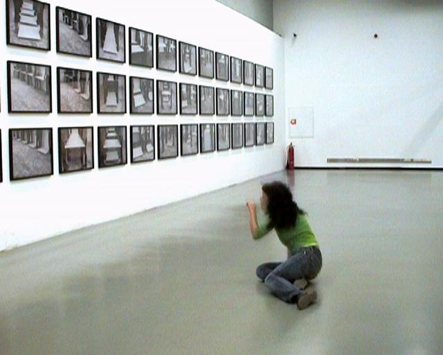 """Aslı Çavuşoğlu, """"Stendhal Syndrome"""", 2005. Video still."""