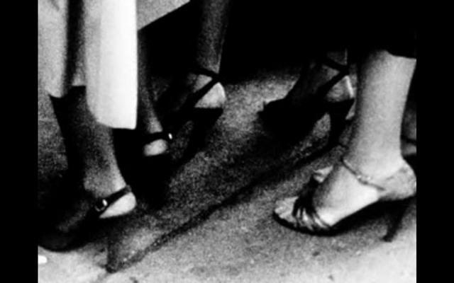 Su Friedrich, Scar Tissue, 1979, screenshot from UbuWeb.