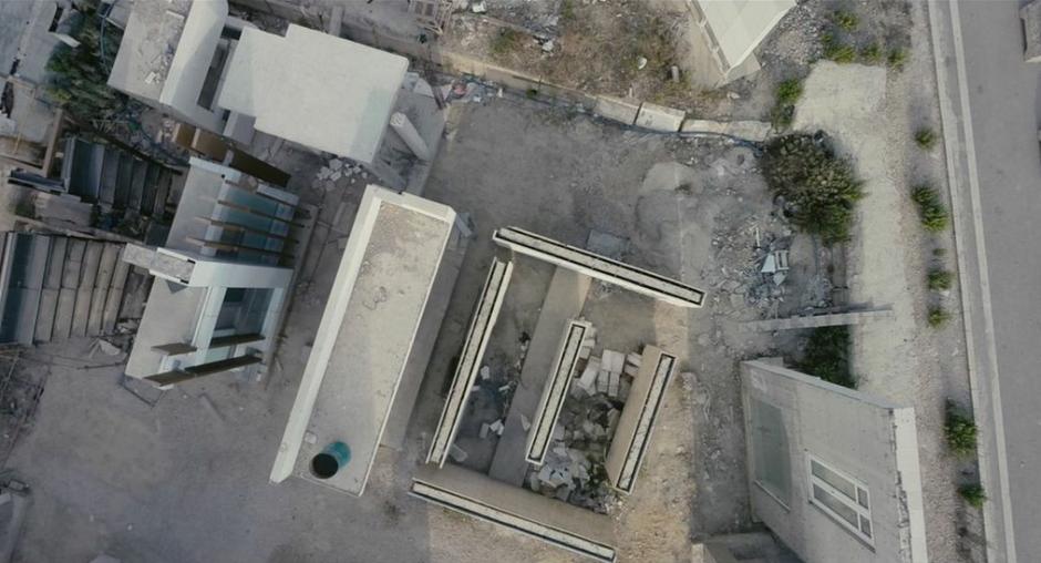 Akram Zaatari, Beirut Exploded Views, 2014.