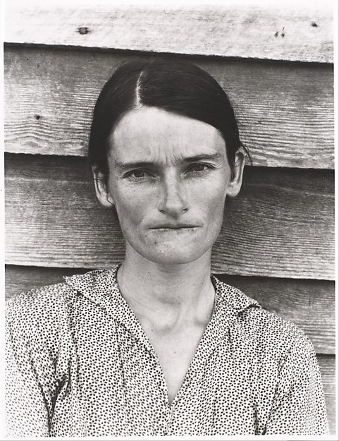 Sherrie Levine, After Walker Evans: 4, 1981.